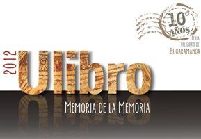 Logo de ULibro 2012